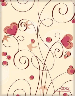Heart Flowers Front Cover