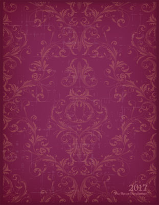 Vintage Purple Front Cover