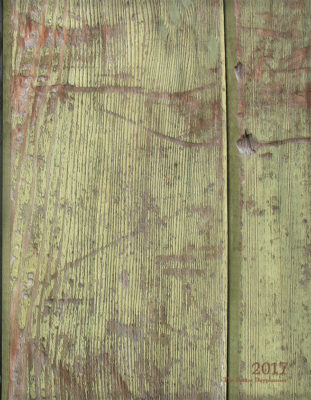 Weathered Wood Front Cover