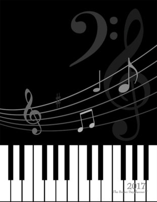 Black Piano Front Cover