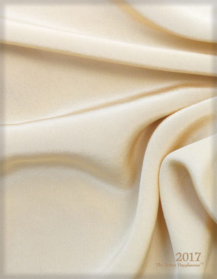 Ivory Silk Front Cover