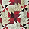 Patchwork Quilt Front Cover