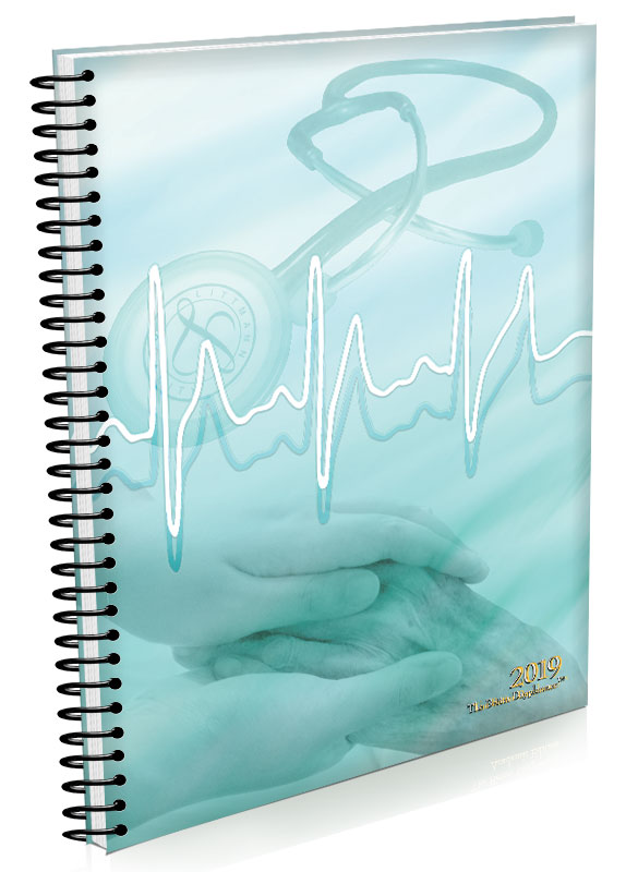 Cover of Better Dayplanner Nurse's Edition